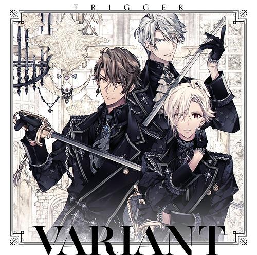"""TRIGGER 2nd Album """"VARIANT"""" / TRIGGER"""