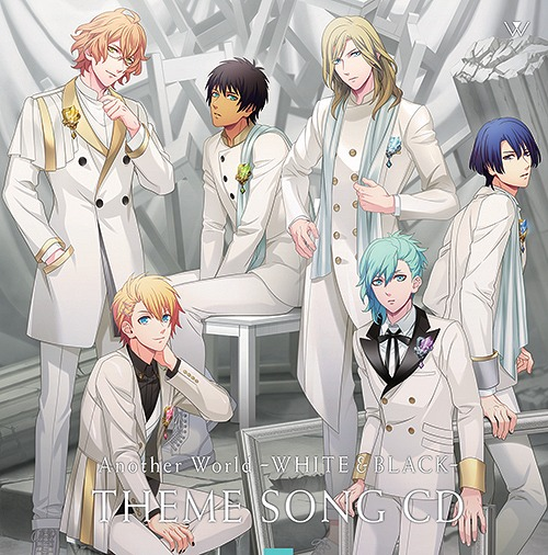 "Uta no Prince Sama ""Another World -White & Black-"" Theme Song CD / WHITE GRAVITY, BLACK DEJAVU"