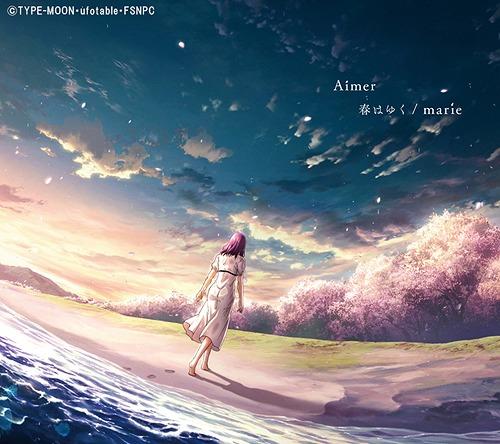 Haru wa Yuku / Marie / Aimer