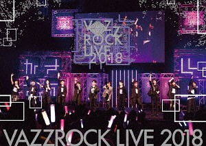 [DVD] Vazzrock Live 2018 / Tarusuke Shingaki, Yusuke Kobayashi, Masahiro Yamanaka, etc.