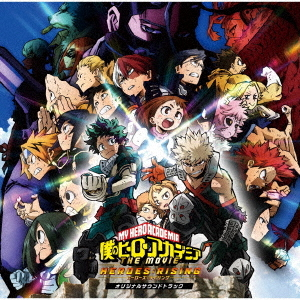 """Boku no Hero Academia the Movie Heroes:Rising"" Original Soundtrack / Animation Soundtrack (Music by Yuki Hayashi)"