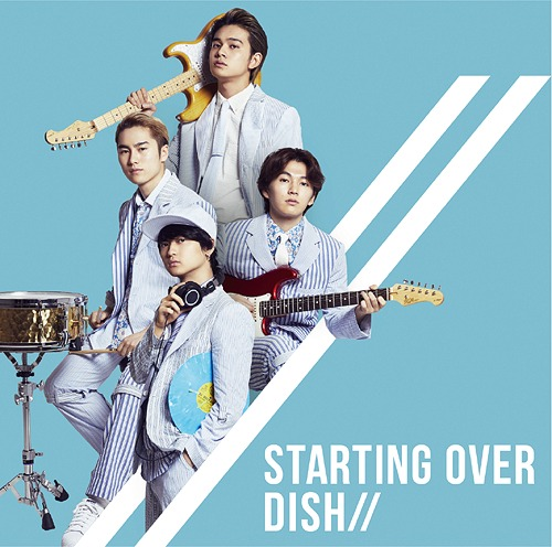 Starting Over / DISH//