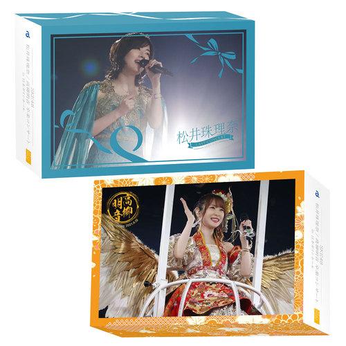 SKE48 Matsui Jurina / Takayanagi Akane Sotsugyo Concert in Nihon Gaishi Hall Blu-ray Box