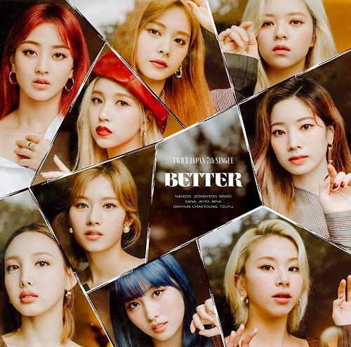Better / TWICE