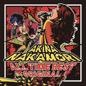 All Time Best -Original- / Akina Nakamori