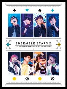 Ensemble Stars!! Unit Song CD ALKALOID & Crazy:B Release Live - Kiss of Party - / ALKALOID & Crazy:B