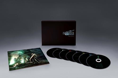 FINAL FANTASY VII REMAKE Original Soundtrack / Game Music