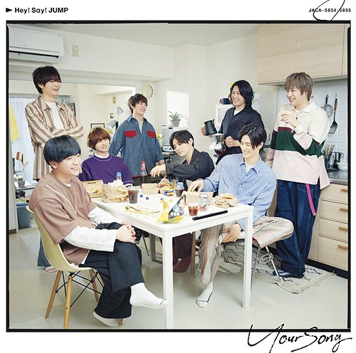 Your Song / Hey! Say! JUMP