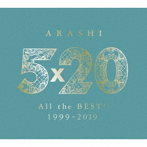 5X20 All the BEST!! 1999-2019 / Arashi