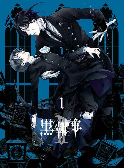 Black Butler II (Kuroshitsuji) / Animation