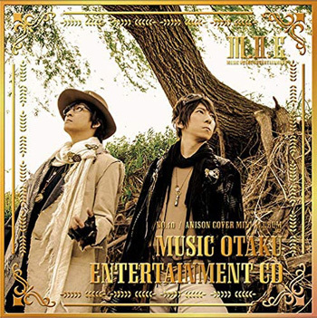Music Otaku Entertainmemt CD / M.O.E.
