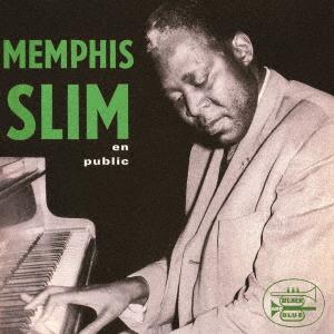 Memphis Slim En Public / MEMPHIS SLIM