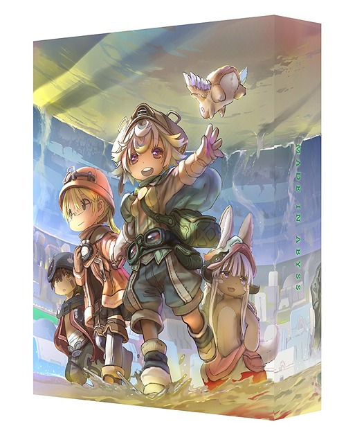 Made in Abyss the Movie: Dawn of the Deep Soul / Animation