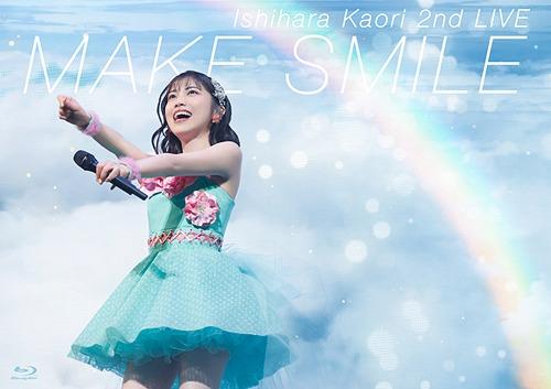 "Ishihara Kaori 2nd Live ""MAKE SMILE"" Blu-ray"