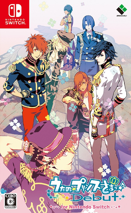 Uta no Prince Sama Debut for Nintendo Switch / Game
