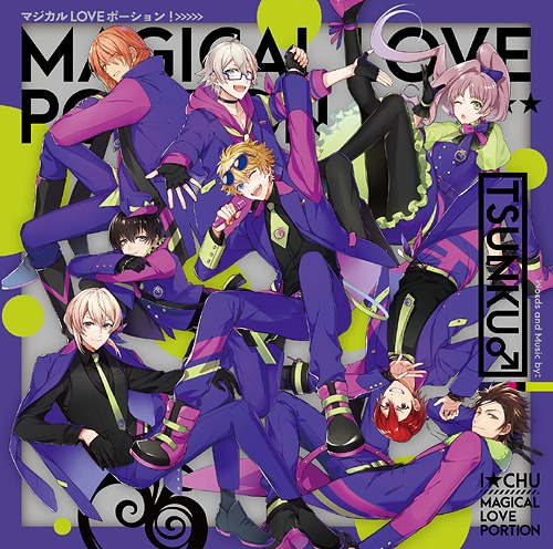 Magical Love Potion! / I CHU LEADERS