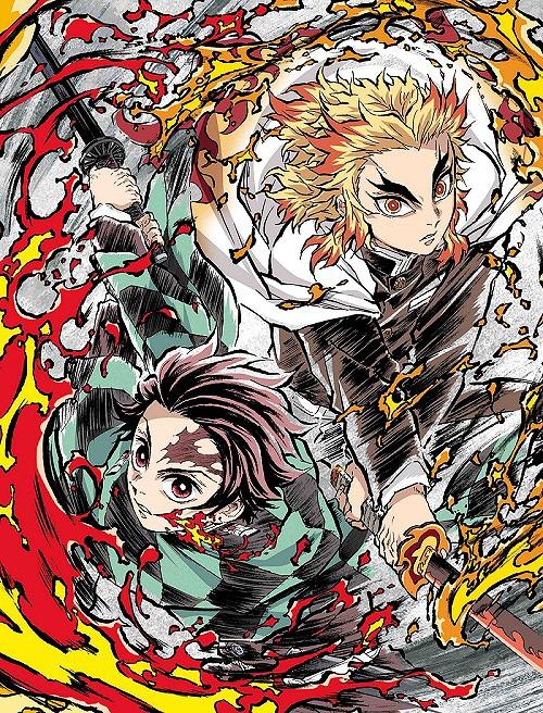 Demon Slayer: Kimetsu no Yaiba the Movie: Mugen Train / Animation