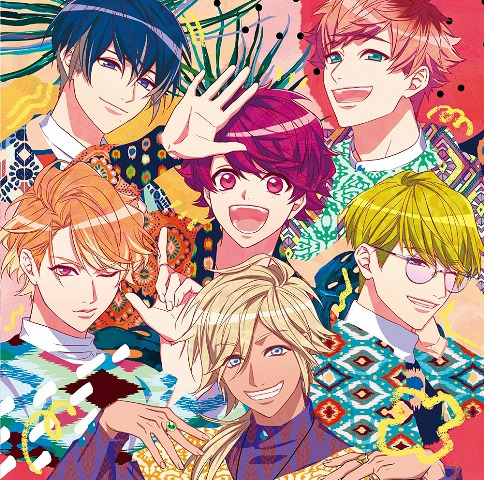 A3! Sunny Spring EP / Game Music