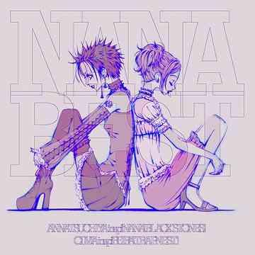 Nana Best / Anna Tsuchiya inspi' Nana (Black Stones), OLIVIA inspi' Reira (Trapnest)