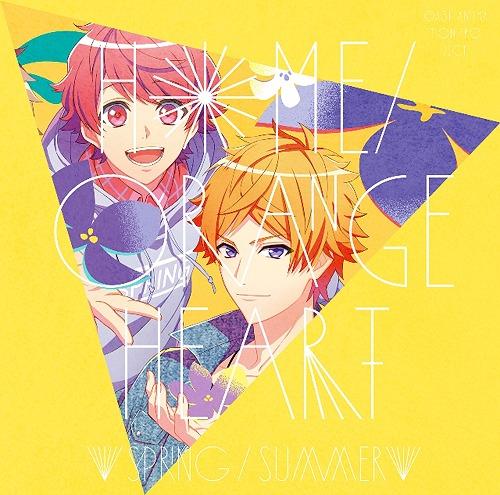 """""""A3! (Anime)"""" SPRING&SUMMER Outro Theme Song: Home / Orange Heart / Haru Gumi / Natsu Gumi"""