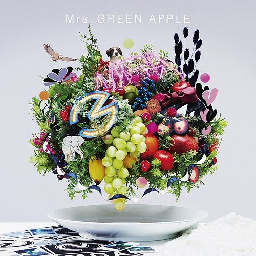 5 / Mrs. GREEN APPLE