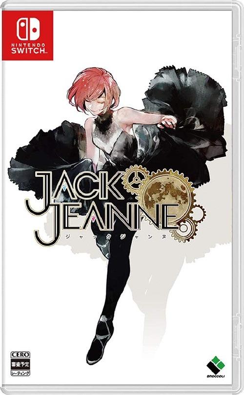 JACK JEANNE / Game