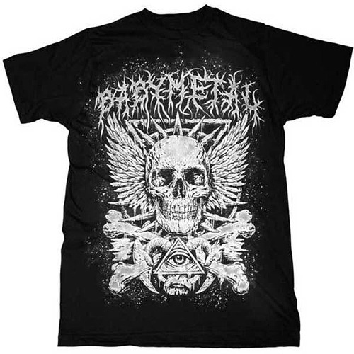 Official Band T-shirt: CROSSBONE / BABYMETAL