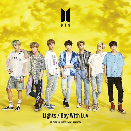 Lights/Boy With Luv / BTS