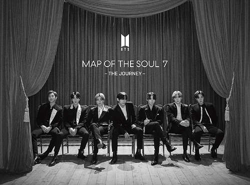 """MAP OF THE SOUL: 7 """"THE JOURNEY"""" / BTS"""