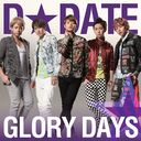 Glory Days [Regular Edition / Type C / Jacket 6]/D DATE