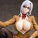 Prison School Uraseitokai Fukukaicho Meiko Shiraki Yawaraka Mount Figure & Kanu Special Action Figure Set /