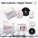 Take a picture / Poppin' Shakin' [w/ DVD, Limited Edition / Type A]