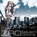 """Trinity Seven (TV Anime)"" Opening Song Theme : Seven Doors / ZAQ"