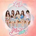 1st Mini Album: Love Shake / MINX